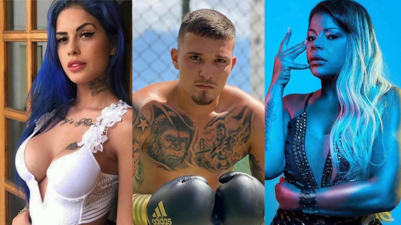 Tati Zaqui, Mc Gui e Tati Quebra Barraco se encaixam em perfis desejados pela produção de A Fazenda 13. Vote na Enquete A Fazenda 13 Fashion Bubbles (montagem: Fashion Bubbles)