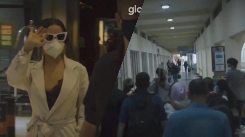 Juliette aparece em trailer de serie documental do Globoplay (montagem: Fashion Bubbles)