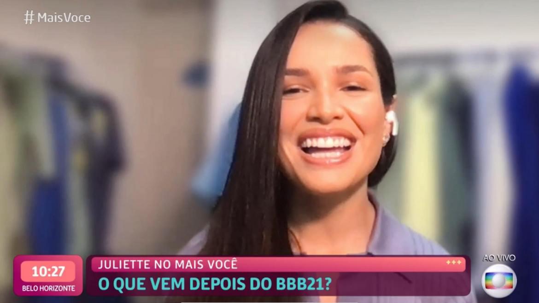 Juliette assinou contrato com a Globo (imagem: reprodução)