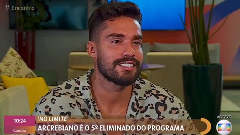 Arcrebiano fala de sua passagem no BBB e também em No Limite (imagem: reprodução/ Globo)