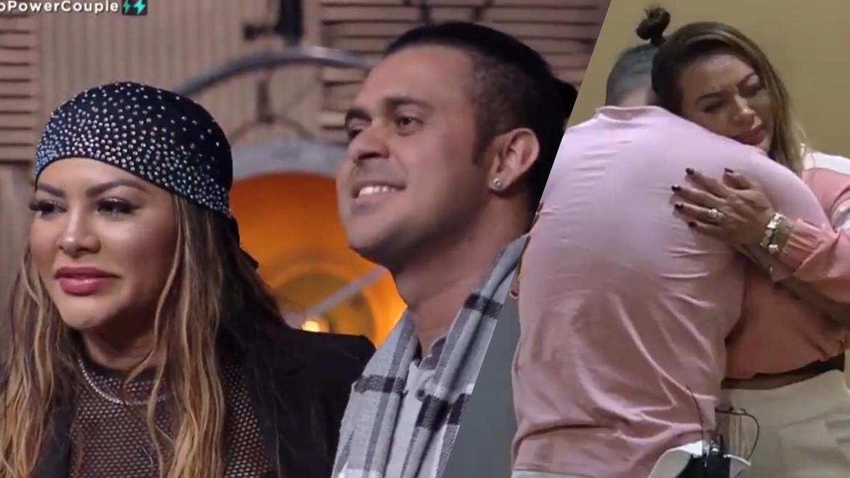 Márcia Fellipe e Rod Bala protagonizaram grandes momentos no Power Couple (montagem: Fashion Bubbles)