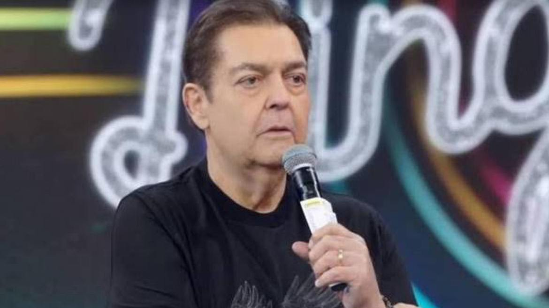 Faustão sai da Globo repentinamente após mais de 30 anos de casa (imagem: reprodução)