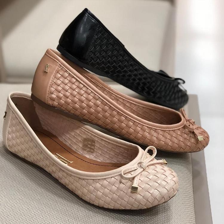 Foto de sapatilhas.