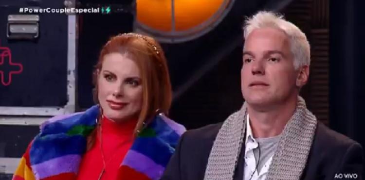 Deborah e Bruno são salvos pelo público na 11ª DR do Power Couple