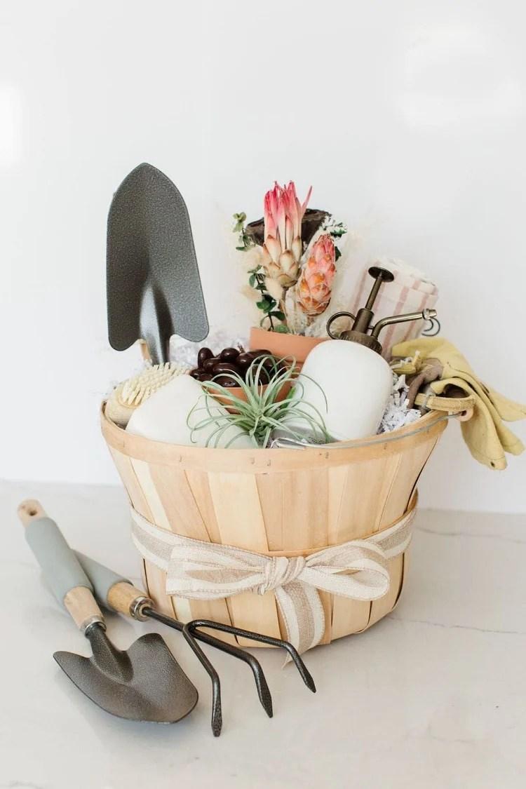 kit para jardinagem
