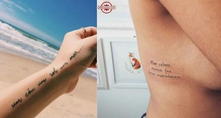 frases tatuadas