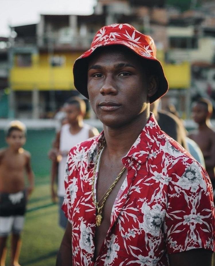 Foto MC Negão da BL