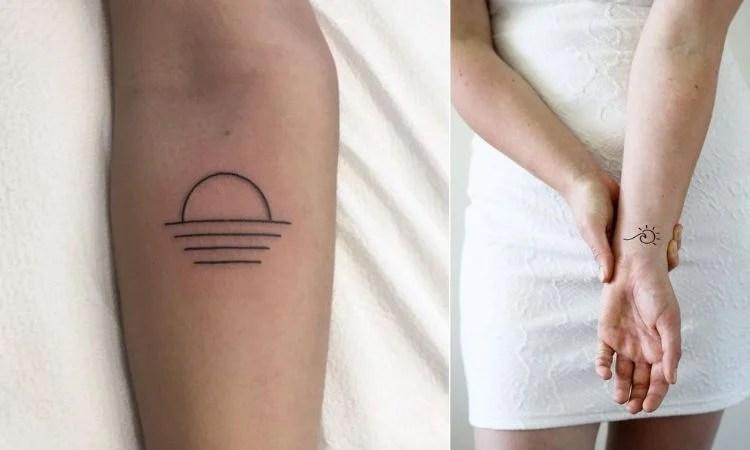sol e mar tatuados