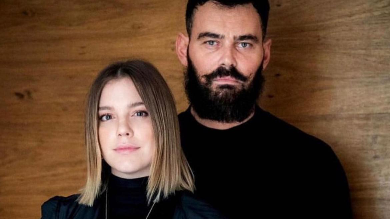 Carmo e Alice Wegmann em Órfãos da Terra em 2019 (imagem: divulgação)
