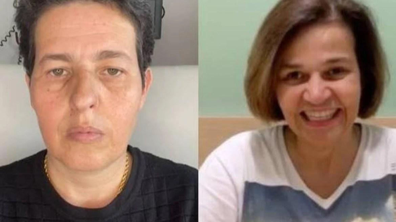 Adriane Bonato faz desabafo sobre piora no estado de saúde de Claudia Rodrigues. Fonte: Reprodução