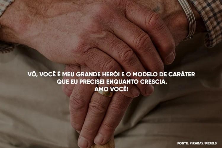 mensagem dia do avô