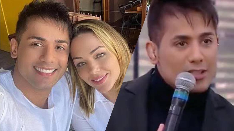 Tânia Mara, namorada de Tiago tentou convencê-lo a não fazer a cirurgia (montagem: Fashion Bubbles)