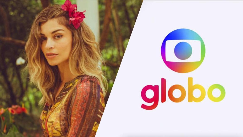 Grazi Massafera avisou que deve sair da Globo em breve (montagem: Fashion Bubbles)
