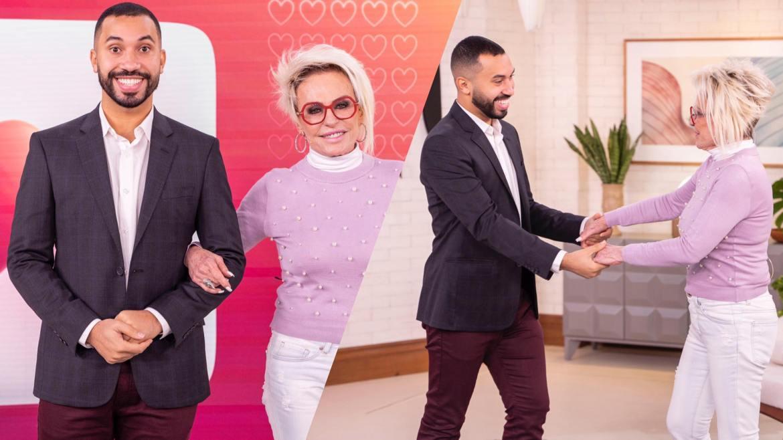 Gil e Ana Maria estarão juntos todas as quintas-feiras no Mais Você (montagem: Fashion Bubbles)