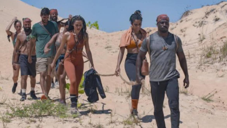 Tribos Carcará e Calango deixam de existir e participantes se juntam na tribo Jandaia (imagem: divulgação)