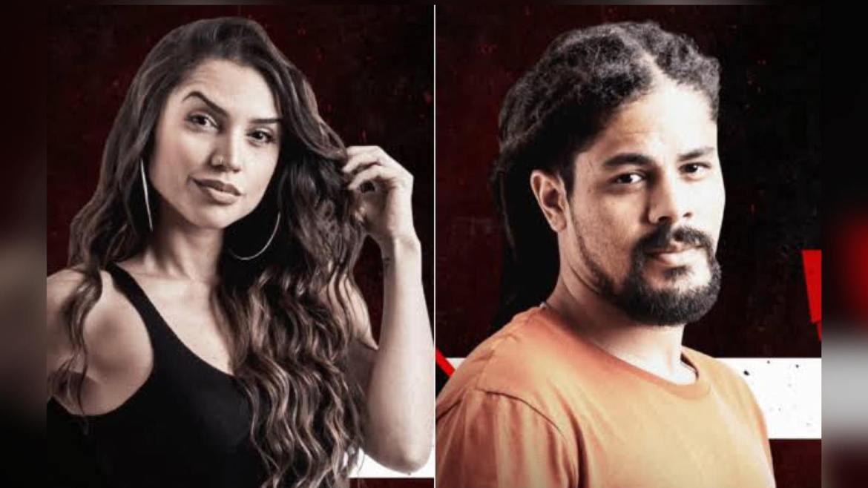 Paula Amorim e Viegas estão na final de No Limite, segundo Leo Dias (imagem: Divulgação)