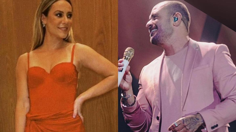 Paolla Oliveira posta foto de vestido vermelho e ganha elogio de Diogo Nogueira. Fonte: Instagram