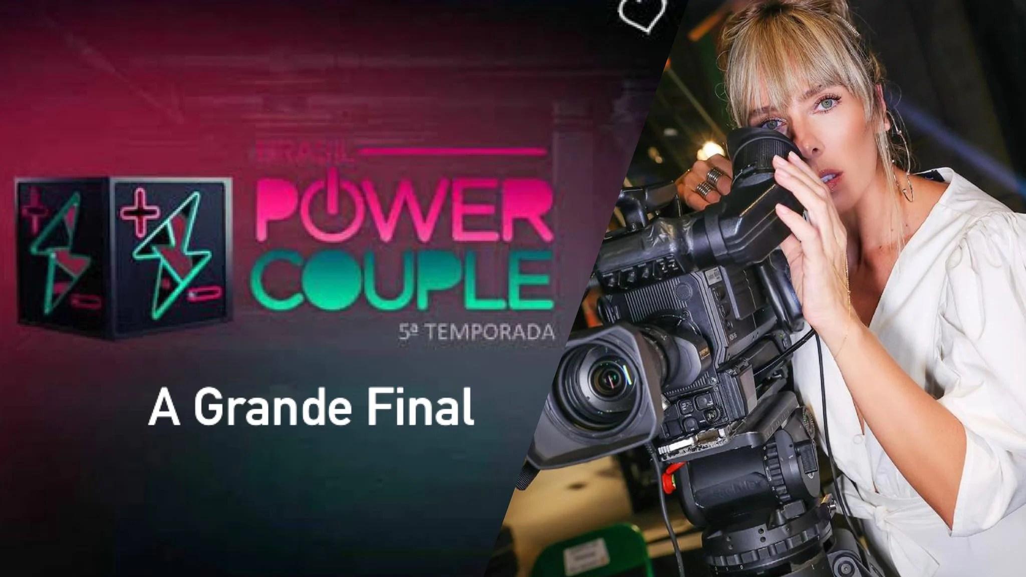Power Couple tem previsão de terminar na próxima quinta-feira, 22 (montagem/ Fashion Bubbles)