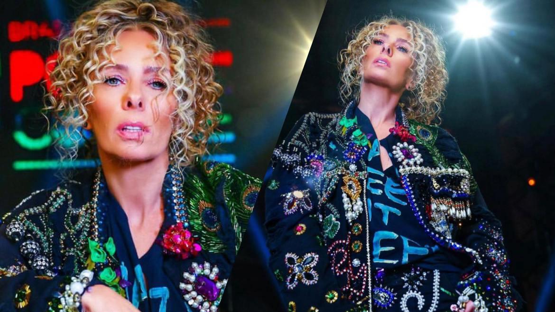 Adriane Galisteu ganhará um cachê milionário para comandar A Fazenda 13. Fonte: Montagem/Fashion Bubbles