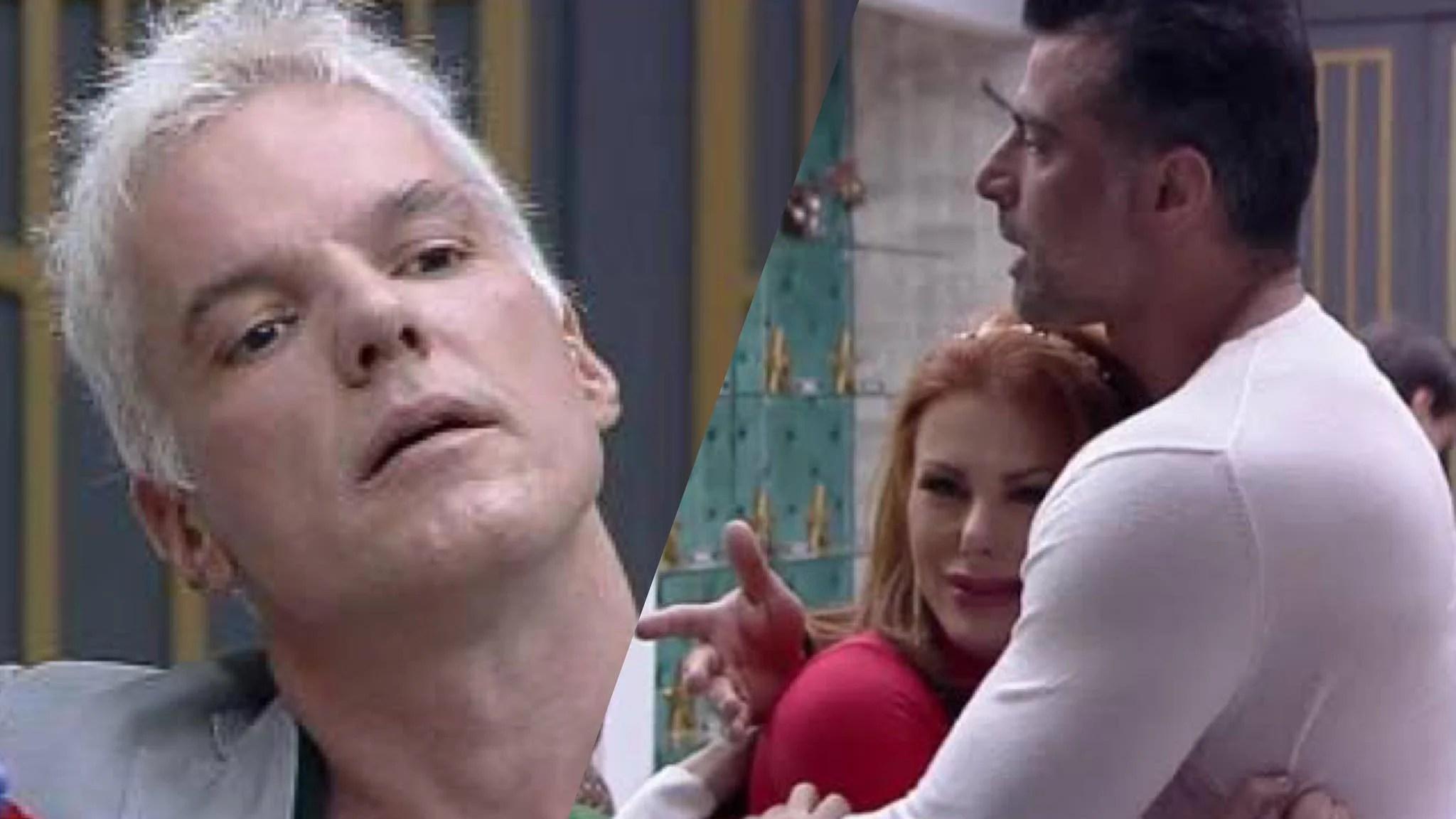 Deborah faz declaração para JP e cria clima esquisito no Power Couple (montagem: Fashion Bubbles)