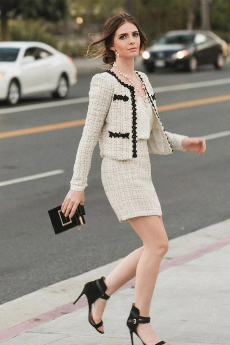 sete estilos universais da moda/ estilo clássico