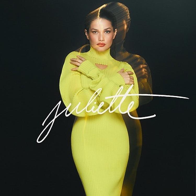 Foto da capa do EP da Juliette.