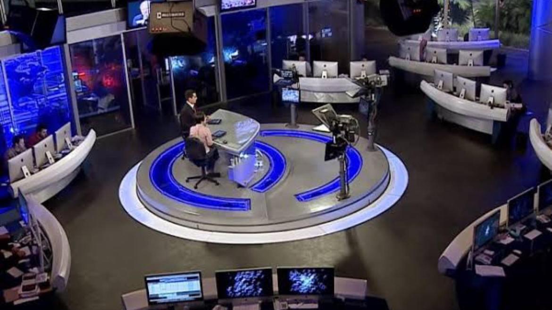 Estúdios da RedeTV! é um dos mais modernos do Brasil. Fonte: Reprodução