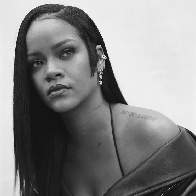 Foto de Rihanna.