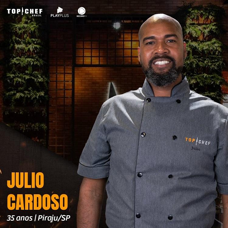 Participante Julio Cardoso