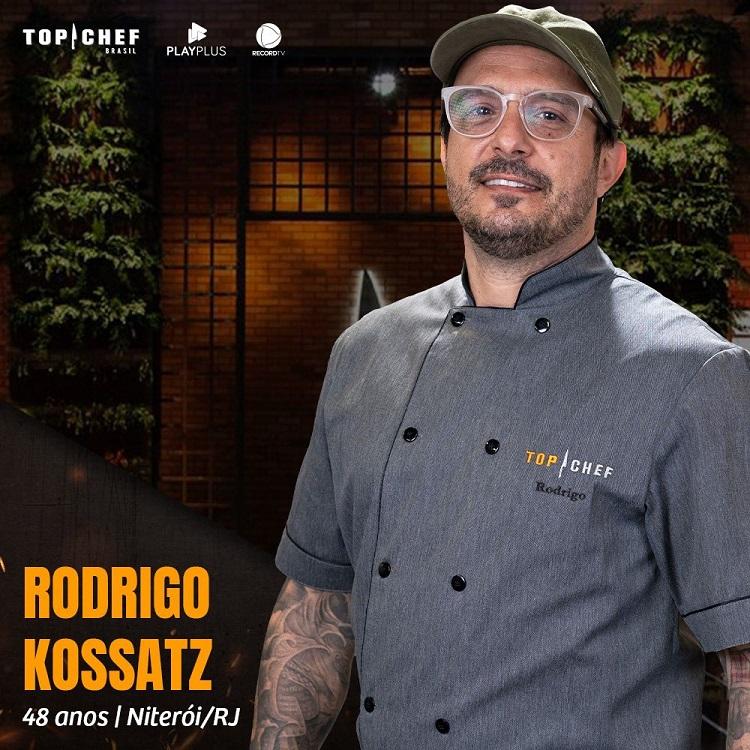 Participante Rodrigo Kossatz
