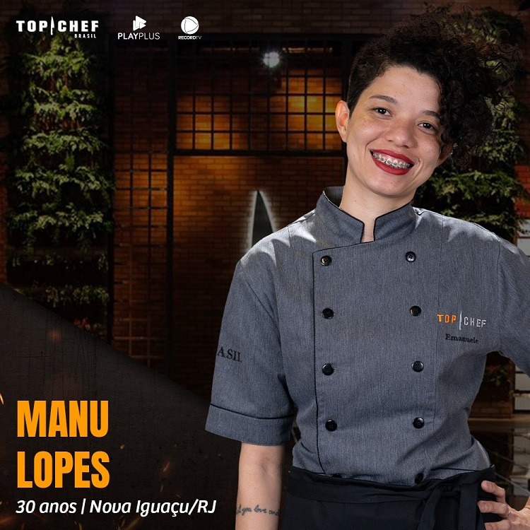 Participante Manu Lopes