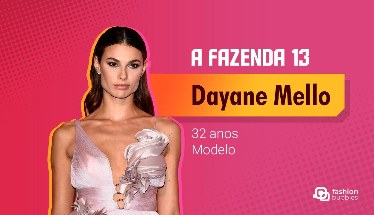 Dayane Mello - A Fazenda 13