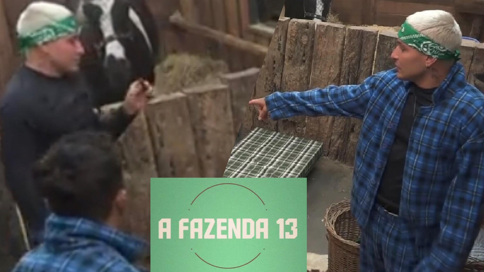 A Fazenda 2021, camisinha, Nego do Borel