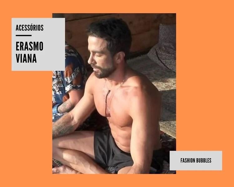 Foto de Erasmo Viana, Acessórios A Fazenda 2021