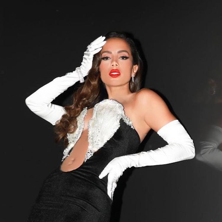 Foto de Anitta, que participará do Met Gala 2021.