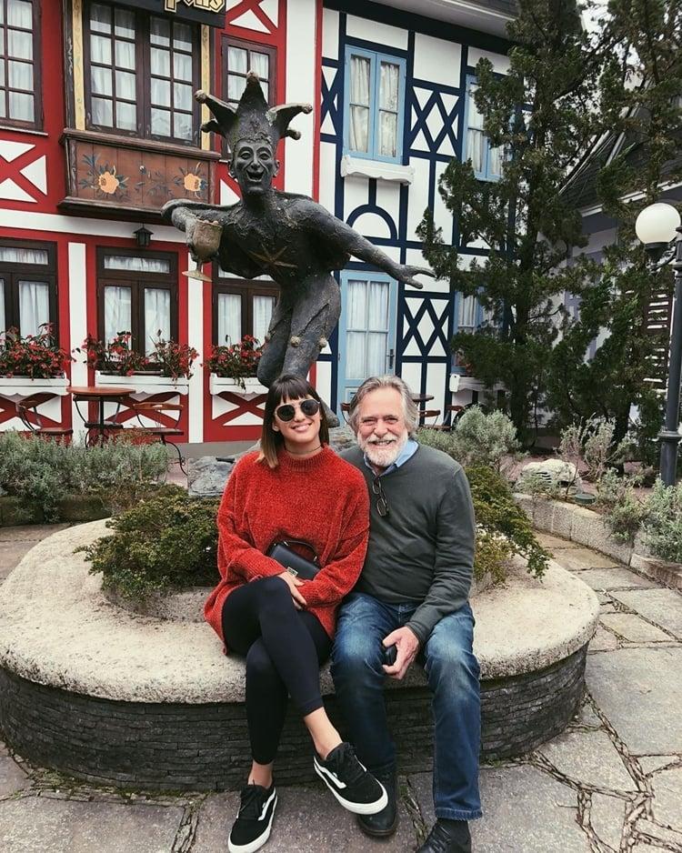 Foto do casal.