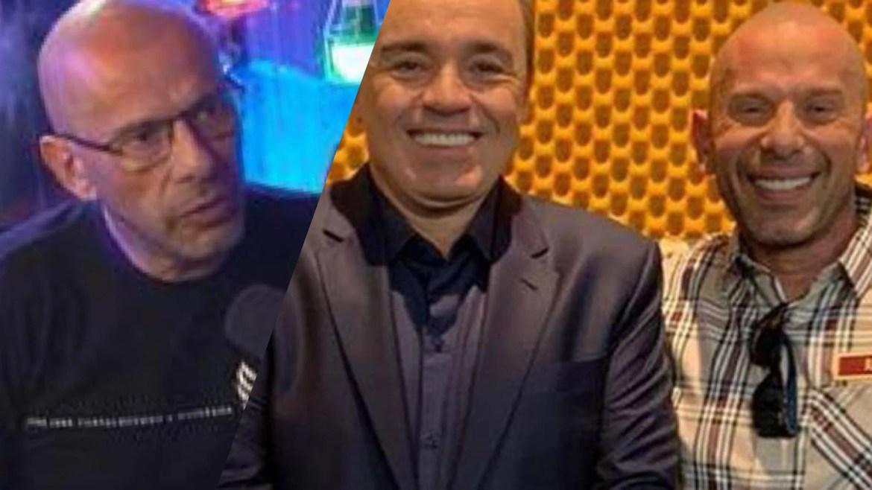 Gugu Liberato, Rafael Ilha
