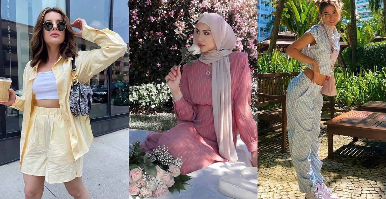 Influenciadoras da moda no TikTok