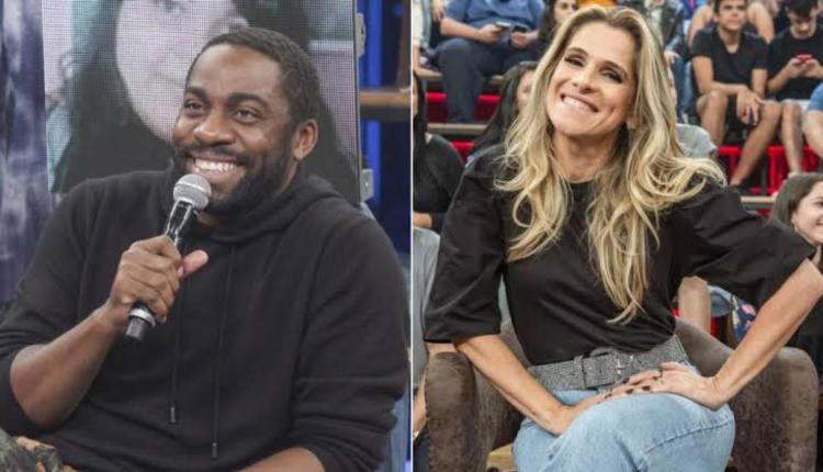 Globo, Ingrid Guimarães, Lázaro Ramos