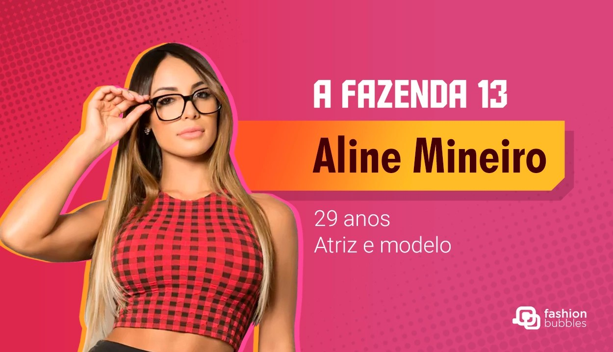Aline Mineiro - A Fazenda 13
