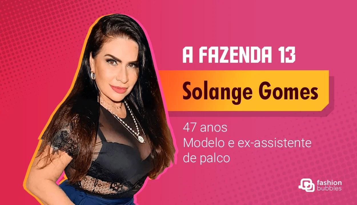 Solange Gomes - A Fazenda 13