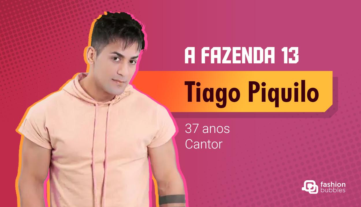 Tiago Piquilo - A Fazenda 13