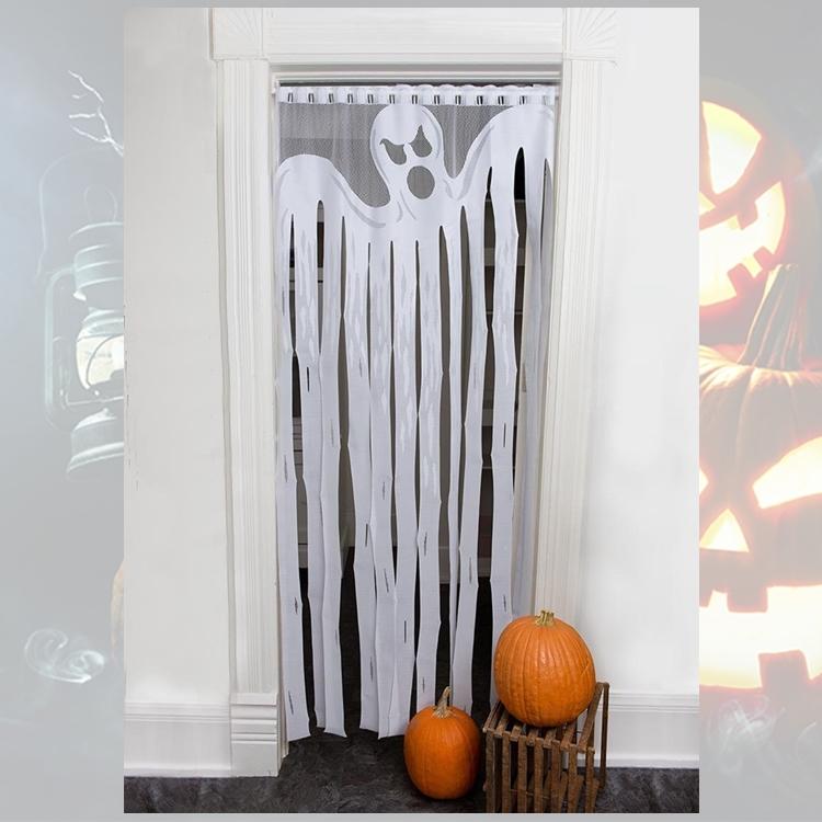 Foto de decoração para o Dia das Bruxas..