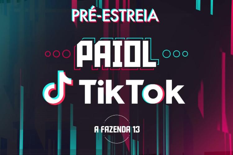 Paiol TikTok foi um programa especial de pré-estreia de A Fazenda 13, da Record TV