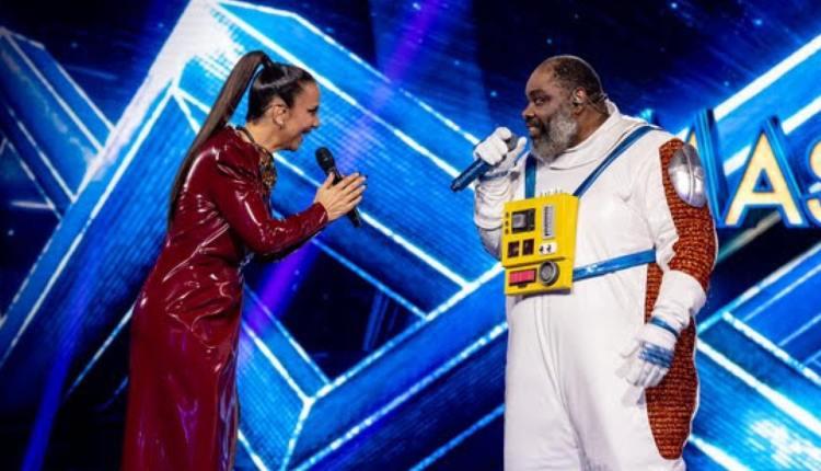 The Masked Singer Brasil, Astronauta, Sérgio Loroza