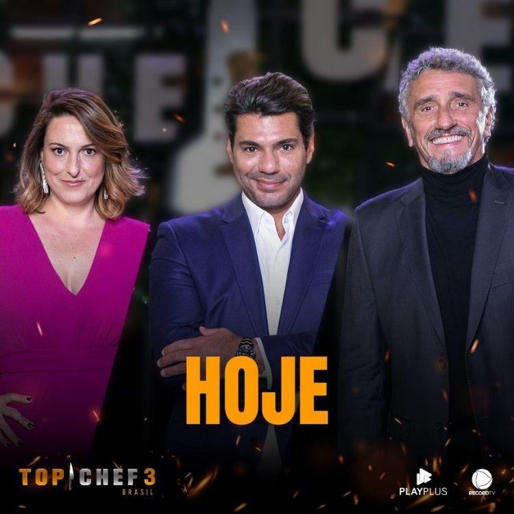Top Chef Brasil 2021 vai ao ar todas as sextas, depois de A Fazenda 13