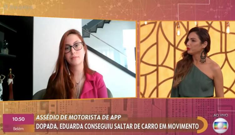 Patrícia Poeta, Encontro, Globo