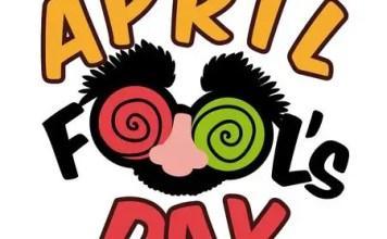 April Fool day 2017