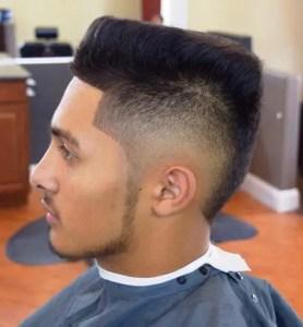 Flat Top Haircut