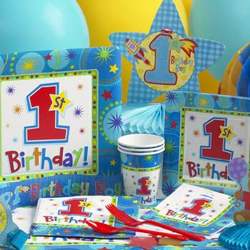 Personal Home Decor First Birthday Decoration Ideas For Boy At Home